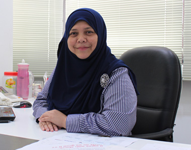Rashidah Sulaiman